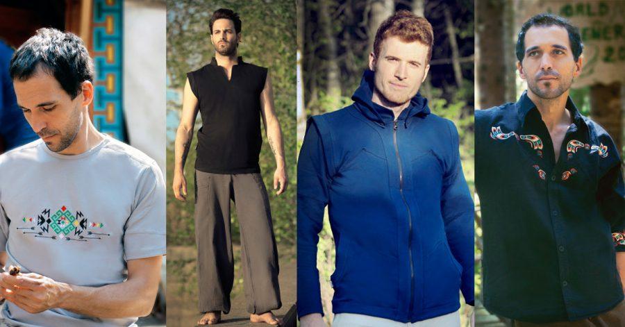 ethical fashio canada clothing for men boho fashion